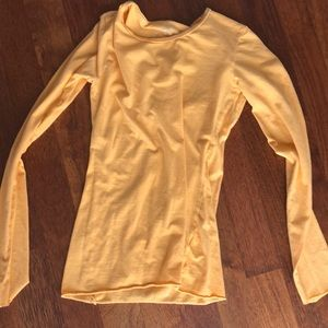 Orang long sleeve t-shirt